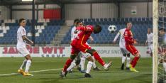 22.500 niet-aanwezige fans missen heldenrol Mulenga in Velsen