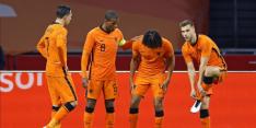 Aké valt al na vijf minuten geblesseerd uit bij Oranje