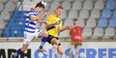 """NAC Breda strijdvaardig: """"Competitie nog lang niet gespeeld"""""""