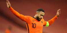"""Memphis looft klik met De Jong: """"Frenkie is fantastisch"""""""