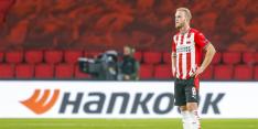 Opsteker voor PSV: vijftal traint na coronabesmetting weer