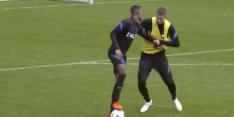 Gravenberch en Botman trainen voor het eerst mee bij Oranje