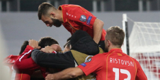 Noord-Macedonië completeert EK-groep Nederlands elftal