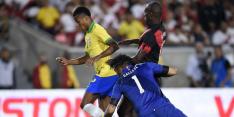 Hoofdrol Neres bij debuut Danilo bij Brazilië O23