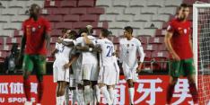 Kanté schakelt titelhouder Portugal uit namens Frankrijk