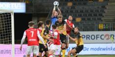 Roda boekt eerste zege in lange tijd in derby tegen MVV