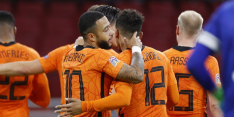 De Boer boekt tegen Bosnië eerste zege als bondscoach Oranje