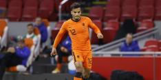 """Wijndal blikt terug op Oranje-debuut: """"Moest een paar tandjes bij"""""""