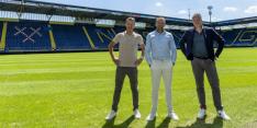 NAC Breda verwacht voorjaar 2021 pas technisch manager