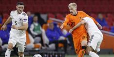 Bosnië-back Kolasinac test daags na duel met Oranje positief