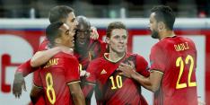 Lukaku leidt België naar plek in finaleronde Nations League
