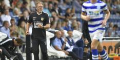 Snoei en De Jong verwachten spannende Eerste Divisie-topper