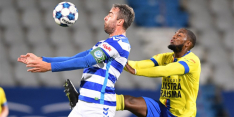 """Seuntjens baalt: """"We krijgen een k*t-goal tegen bij die corner"""""""