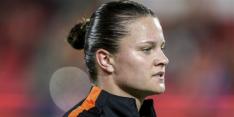 Ajax Vrouwen verrast met komst recordinternational Spitse