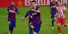 Barcelona uitgekleed naar Kiev: geen Messi en Frenkie