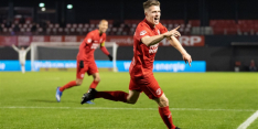 Koploper Almere City soeverein naar zege in duel met GA Eagles