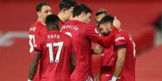 United mazzelt met de VAR en boekt eindelijk een thuiszege
