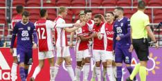 'Ajax met Labyad en Klaassen, Antony wissel tegen Midtjylland'