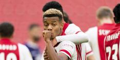 Neres en Mazraoui ontbreken door blessures bij Ajax