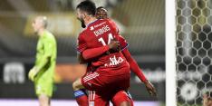 Kadewere helpt Memphis en Lyon aan moeizame overwinning