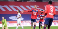 Botman en OSC Lille profiteren van verlies PSG, remise Valencia