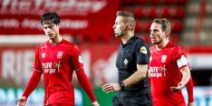 """Twee onterechte penalty's in Eredivisie: """"Echt een misser"""""""