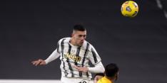 Ook Demiral haakt af; De Ligt enige fitte centrumverdediger Juve