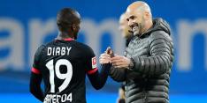 """Bosz trots op Leverkusen: """"De jongens doen het fantastisch"""""""