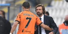 Pirlo geeft Ronaldo rust tegen Benevento, Bonucci keert terug