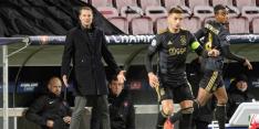 FC Midtjylland-coach Priske ambitieus voor duel met Ajax
