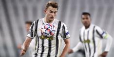 De Ligt ontbreekt ook bij Italiaanse Super Cup bij Juventus