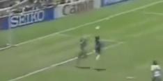 Video: hand-van-God-goal van Maradona op het WK 1986