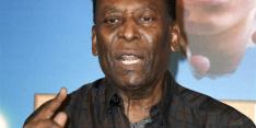 """Pelé: """"Ooit zullen we samen een balletje trappen daarboven"""""""