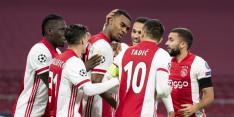 Loodzware opdracht voor Ajax ondanks ruime zege op Midtjylland