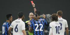 Real Madrid profiteert van dramatische Inter-avond