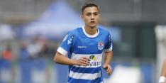 PEC Zwolle beloont Reijners met nieuwe verbintenis