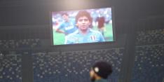 Napoli eert Maradona met zege, Granada blijft koploper