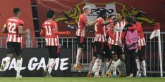PSV komt dramatische start te boven en pakte cruciale zege: 3-2