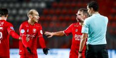 Twente weer met beide benen op de grond na verlies tegen RKC