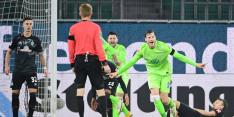 Weghorst stopt bijzondere reeks van Werder Bremen