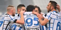Inter spoelt met ruime overwinning Champions League-kater weg
