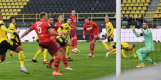 Bayern wint, Dortmund maakt peperdure misstap en goal Dost