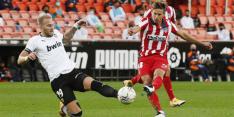 Atlético profiteert van eigen goal Lato en blijft op titelkoers