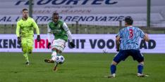 Jong Ajax gaat verrassend onderuit bij hekkensluiter Dordrecht