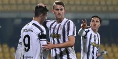 Wisselvallig Juventus krijgt Benevento niet op de knieën