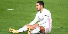 Real Madrid ook in return tegen Liverpool zonder Hazard