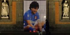 Na lijfarts ook inval bij psychiater van Maradona gedaan