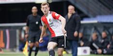 Feyenoord neemt afscheid van overbodige verdediger Johnston