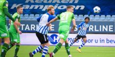 De Graafschap lijdt duur puntverlies na fraaie actie fans