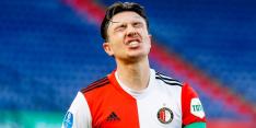 Feyenoord zonder Berghuis, Linssen afwezig en Spajic fit genoeg